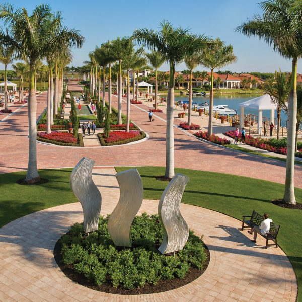 7-The-Marina-on-the-Peninsula-amenity-with-boat-slips-bocce-courts-and-gardens